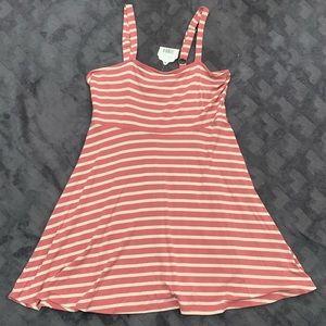 NWT Altard State Striped Dress Size L